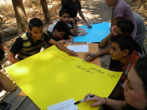 Jordan-Israel-Palestine-youth-environment-campaign