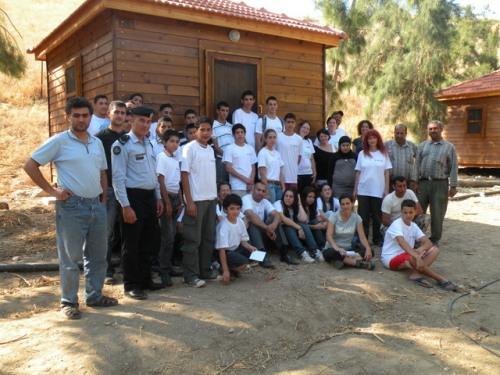 Israel-Jordan-Palestine-CGIS-foeme-environment-camp
