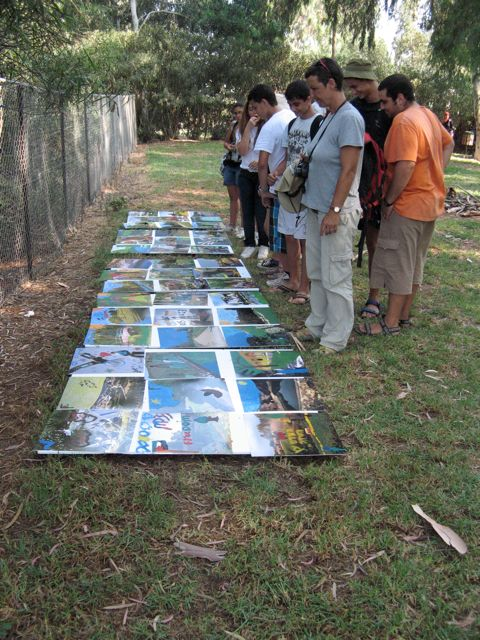 "collage-""water conservation""-foeme-israel-jordan-palestine"