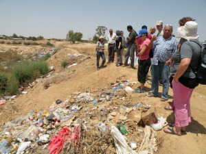 israel-palestine-residents-river-pollution