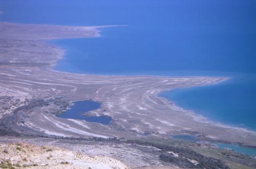 """""""Dead Sea"""", drought"""