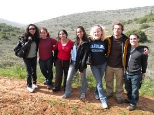 """New Israel Fund"", Shatil, fellows, environment"