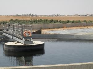 "wastewater, ""wastewater treatment"", Israel, Palestine"