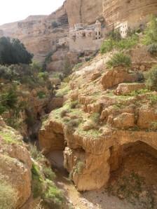 "jericho, ""wadi qelt"", water, ecotourism, monastery"