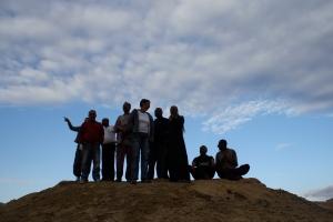 Desert-Hike-Ecotourism