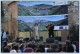 Concert with Ahinoam Nini at Battir