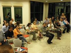 PGW Study Tour, Emek Hefer