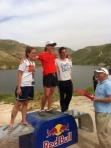 Winners at the 1st Triathlon Event