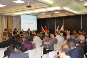 Panelists Saad Abu Hammour Khalil Ghabiesh Oded Eran Frode Mauring