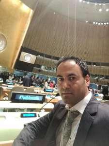 Othman at UN